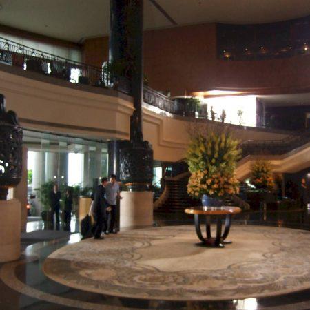 Hong Kong hall grand hotel