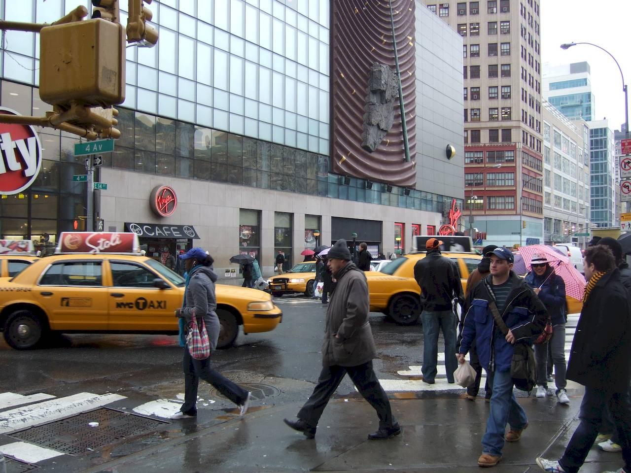 New York, Union Square