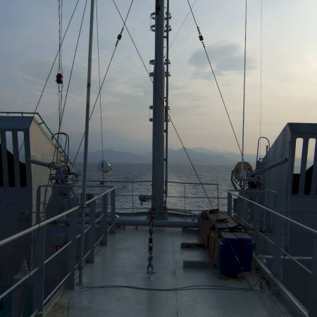 cable ship