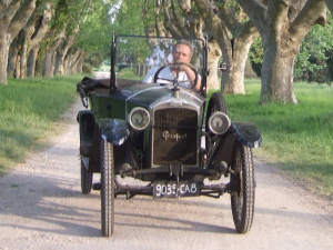 Old Peugeot 1920s