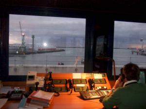 harbor office