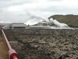 geothermal pipeline