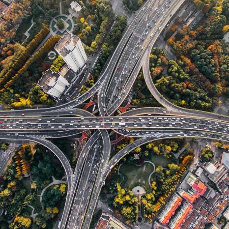 Highway / ring road