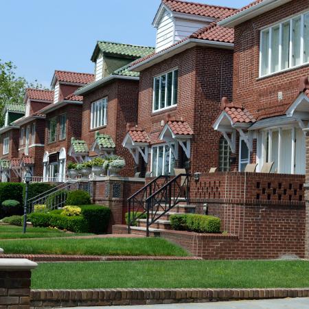 Provincial town / Residential Neighborhoods