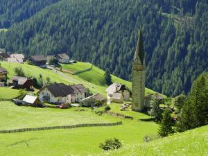 Village / farmyard
